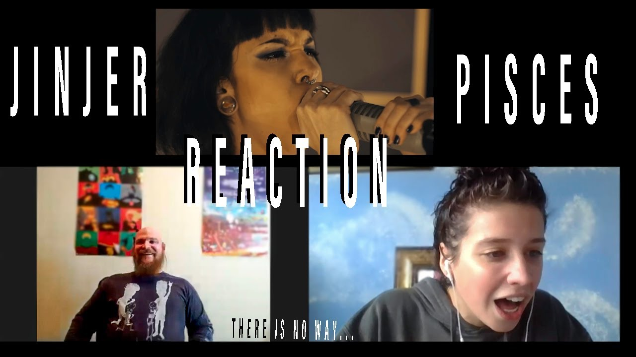 FIRST TIME Hearing JINJER PISCES: Metal Head SHOCKS Pop Singer With New Way To LET IT GO!