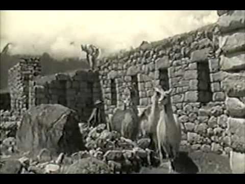 En busca de Machu Picchu (Hiram Bingham)