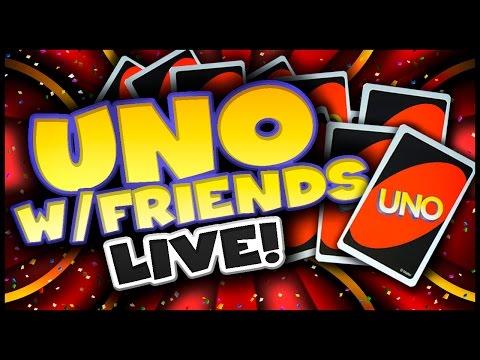 UNO LIVE!! [XBL] w/ TheKingNappy + Friends! - Week 1