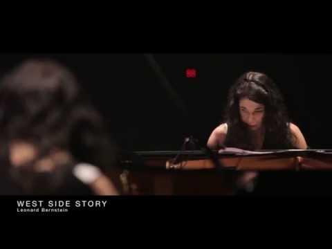 Katia et Marielle Labèque - Teaser LOVE STORIES