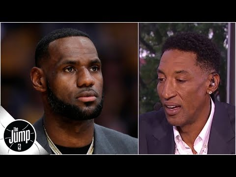 LeBron needs to be in Lakers free agent meetings for them to work - Scottie Pippen | The Jump