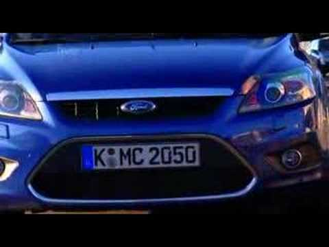 New ford focus Vs Hyundai I30 on fifth gear