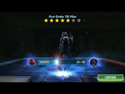 SWGOH: First Order/Resistance Faction Pack Openings!  Are they Worth it??