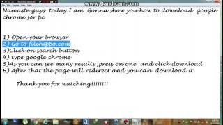 Gambar cover how to download chrome for pc