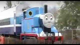 A Day Out With Thomas the Tank Engine and Other Trains