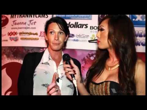 2014 Tranny Awards Morgan Bailey