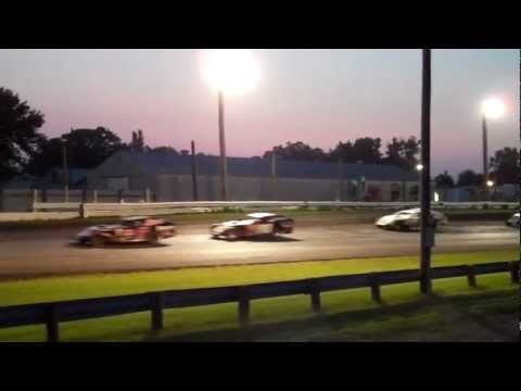 Brian Haben @ Fiesta City Speedway 6/29/2012