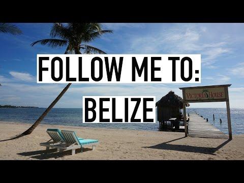 VLOG: Belize Travel Video