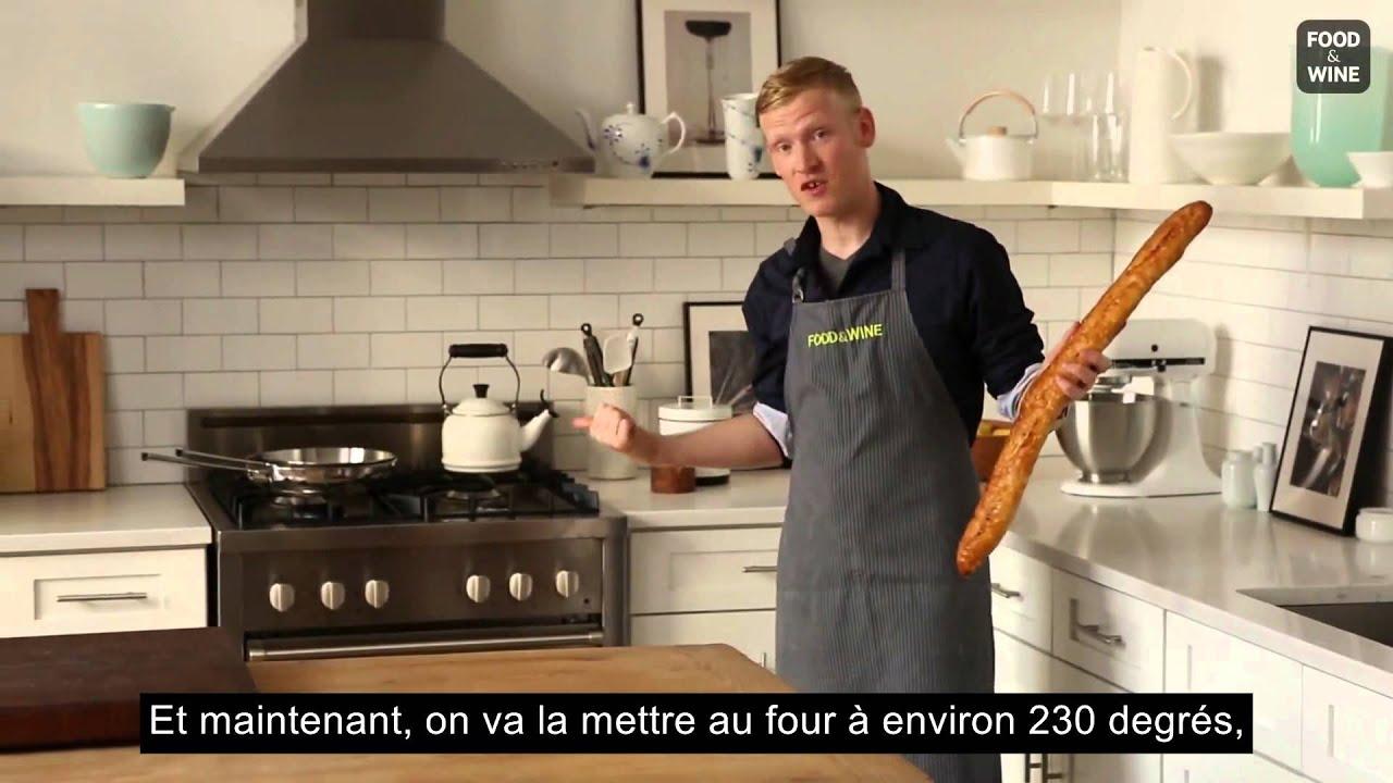Comment faire du pain frais avec du pain rassis doovi for Congeler du pain frais