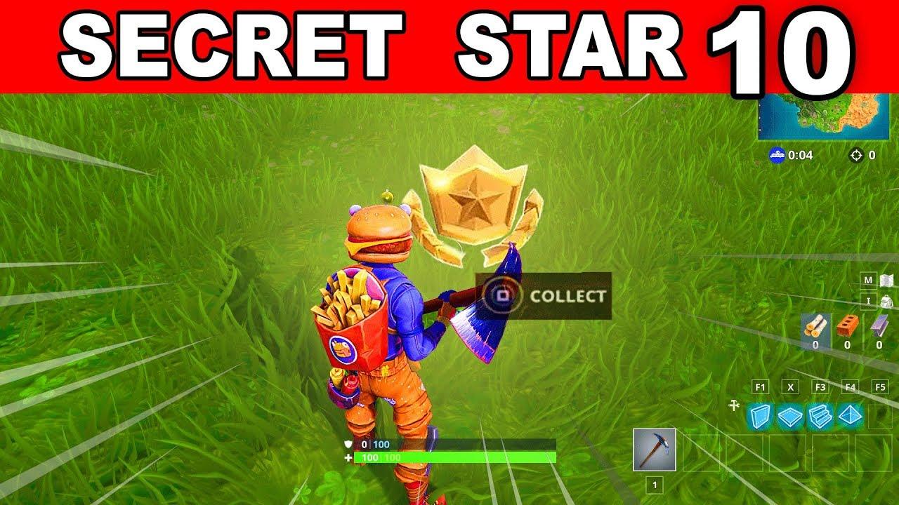 Week 10 Secret Battle Star Location Analysis From Loading Screen In