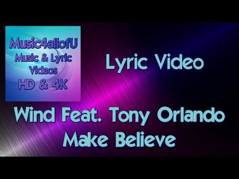 Wind - Make Believe (HD1080p Music Video)