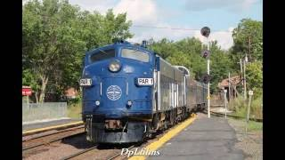 Chasing Classic F-Units on the Pan Am Railways OCS August 2016