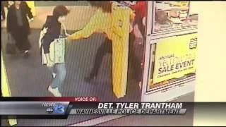 Best Buy Shoplifting Case