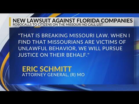 Attorney General Schmitt Files Lawsuit Against Telemarketer Making Robocalls To Missouri Residents
