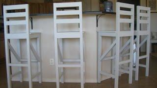 видео extra tall bar stools