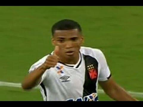 Gol de Madson, Náutico 3 x 1 Vasco - Brasileirão Série B 01/10/2016