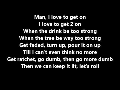 Tinashe - 2 ON [Feat] School Boy Q [Lyrics]
