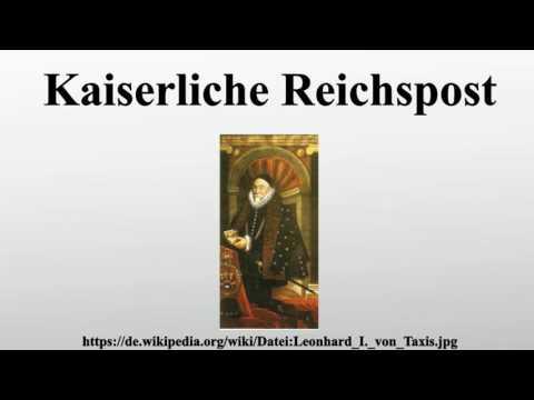 Kaiserliche Reichspost