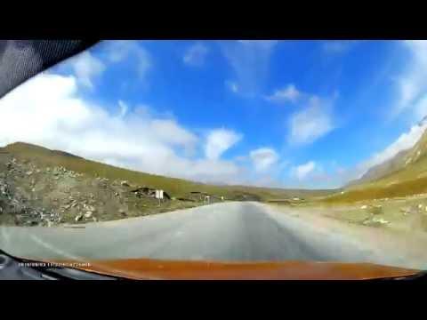 From Bishkek to Toktogul. Kyrgyzstan road trip
