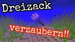 [ Spezial ] ✔ ALLE VERZAUBERUNGEN des DREIZACKS!!! + GEHEIMER FAKT | Minecraft 1.13 Aquatic Update
