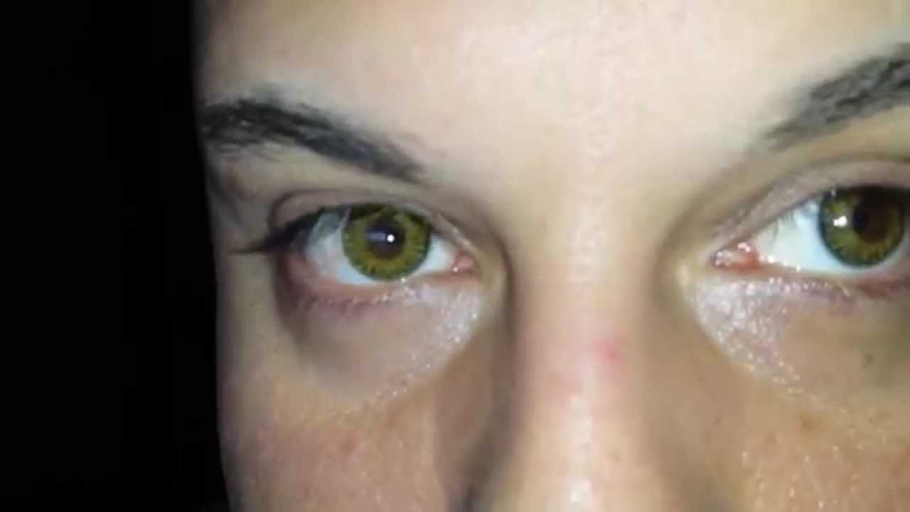 Sweetin Pure Hazel Contacts Youtube