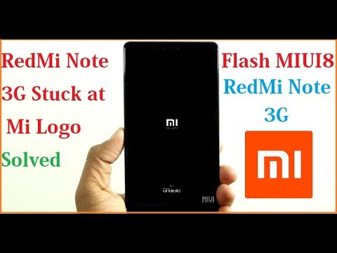 Redmi Note Stuck at Mi Logo after Factory Reset Phone (Solved)