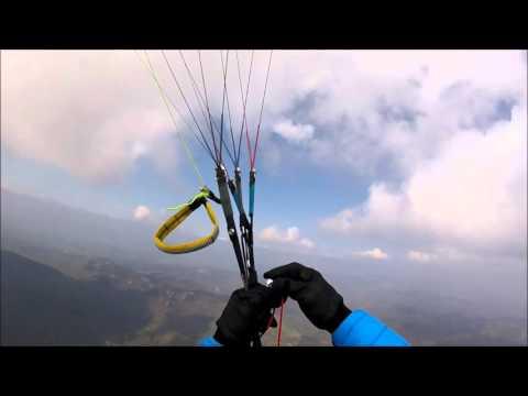 PARAGLIDING MURO--LOPENIK-VRSATEC(1/2)-42KM-13.4.2016