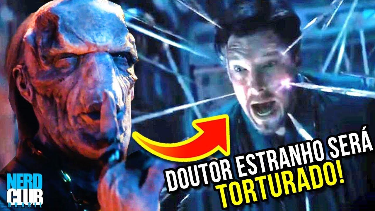 8753bc44d0f O Doutor Estranho será torturado em Guerra Infinita!!  - Ele se tornara um  Vilão  - GUERRA INFINITA
