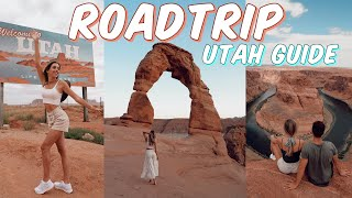 Kendall's Ultimate Road Tŗip Guide | Mighty Five National Parks, Utah | Best Hikes and Photo Spots!