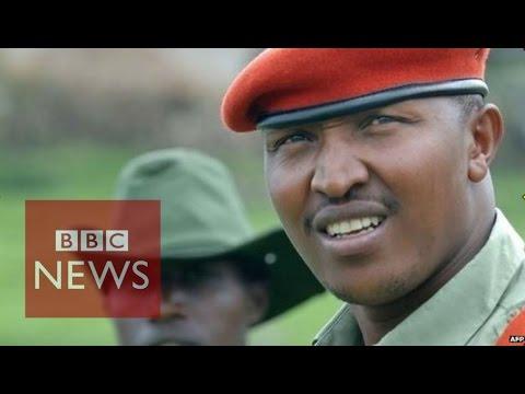 Who is DR Congo's 'Terminator' Bosco Ntaganda? BBC News