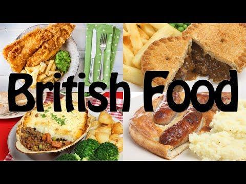 British Food . Learn English