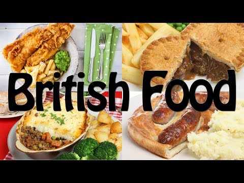 British Food . Learn English