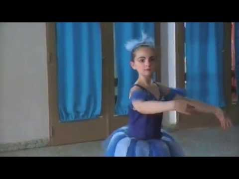 Bailarinas De Corazon Prof.Martina GODOY Pàjaro Azul UAF 2014 Magui