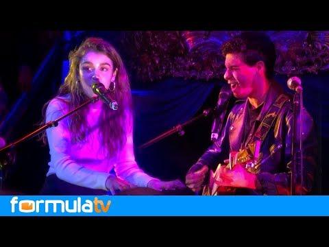 Actuación completa de Amaia y Alfred (HD)   London Eurovision Party 2018