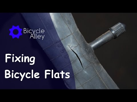 how-to-fix-or-repair-a-bicycle-flat-tire