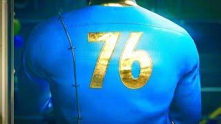 День возрождения - Fallout 76 вышла Стрим первый
