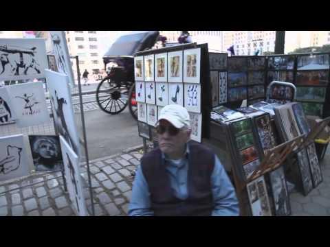 Banksy Street Art Sale in NY