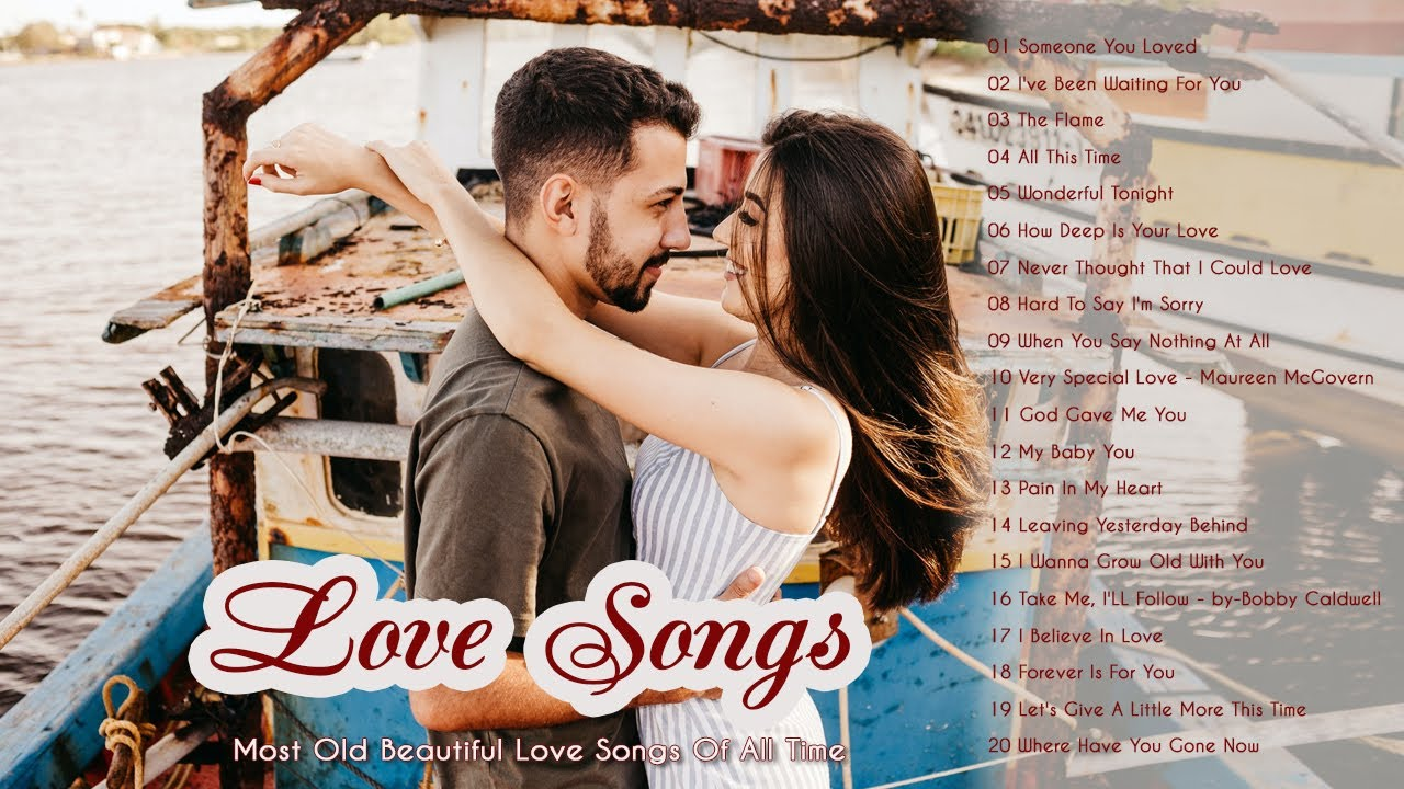 Most Old Beautiful love songs 80's 90's 🎶 Best Romantic Love Songs Of 90's 80's 70's HD 27/7