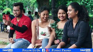 Video Calling With Bhabi    Prank In India 2019    Funday Pranks