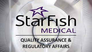Medical Device Quality Assurance and Regulatory Affairs -- StarFish Medical Expertise