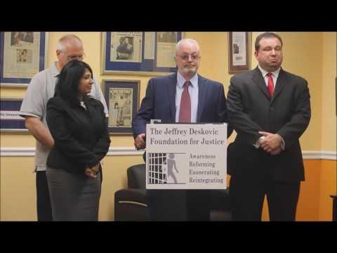 Press Conference: Foundation Exonerates Haughey