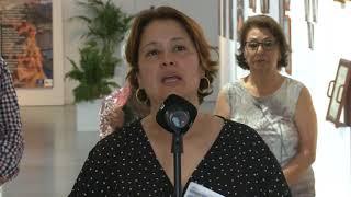 Inauguración Exposiciones XXIII Festival Internacional de Folklore Villa de Ingenio 09.07.2018