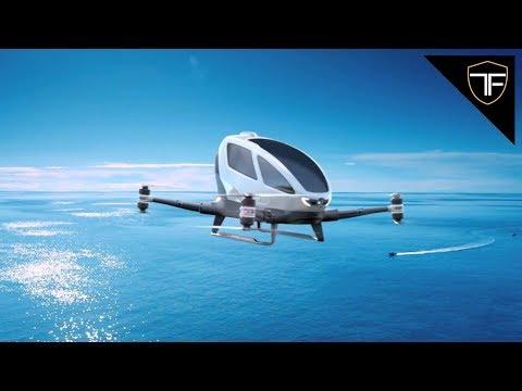 Top 6 CRAZY Drones!!!