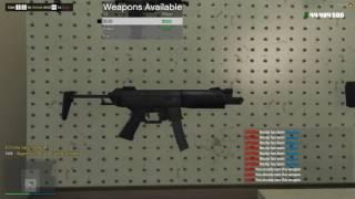AdvancedRP Weapon shop   FiveM by Kanersps _