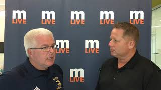 North Muskegon coach Larry Witham previews 2018 football season