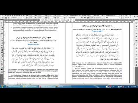 Buku Jami' Al-Tirmizi JAKIM Jilid 1