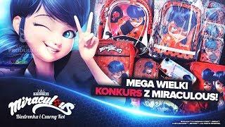 MIRACULUM  | MEGA KONKURS! Weź udział i wygraj nagrody z Biedronką i Czarnym Kotem!