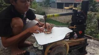 Download Video gergaji kayu buatan sendiri kreatip smart . wood cutting machines MP3 3GP MP4