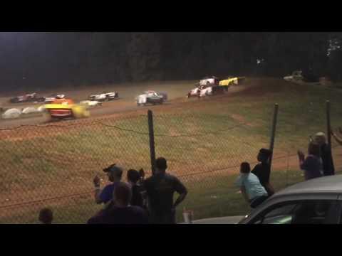 Brad Calhoun Dirt Track Racing 9/24/16