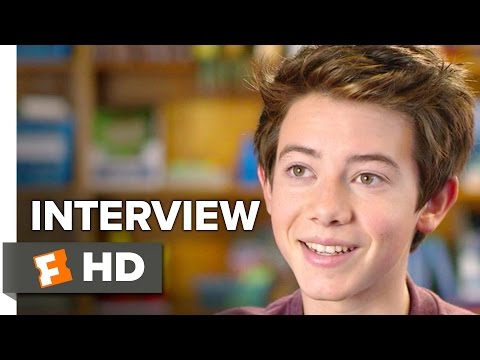 Middle School: The Worst Years of My Life  Griffin Gluck 2016  Comedy